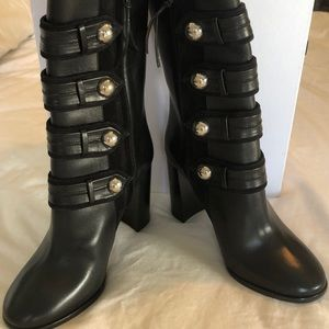 🆕👢🖤ISABEL MARANT👢🖤Badass Buckle Boots 🆕w Box